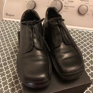 Authentic Prada Leather Loafers